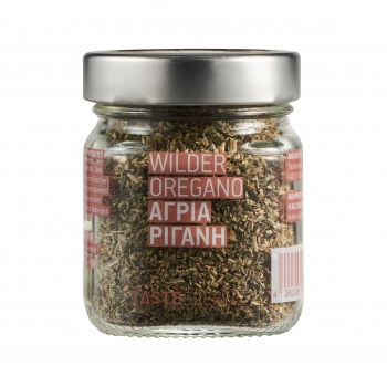 Wilder Oregano 30g Glas