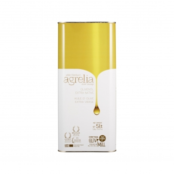 Agrelia Extra Virgin 5,0l Tin